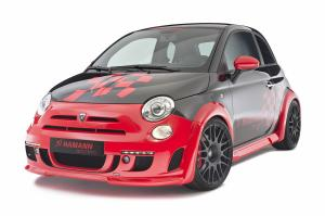 Fiat 500 Abarth by Hamann 2010 года